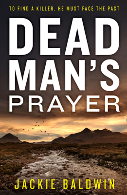Jackie Baldwin - Dead Man's Prayer book