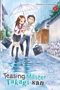 Teasing Master Takagi-san, Vol. 1 Book Cover