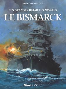 Le Bismarck La couverture du livre martien