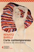 L'arte contemporanea Book Cover