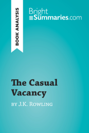 The Casual Vacancy by J.K. Rowling (Book Analysis)