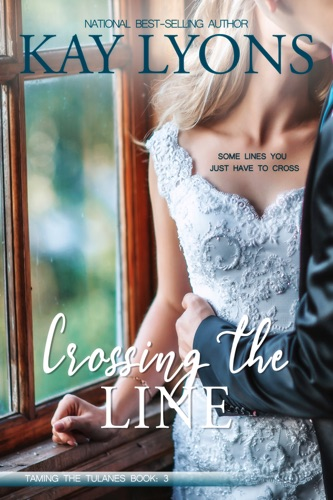 Crossing The Line Book