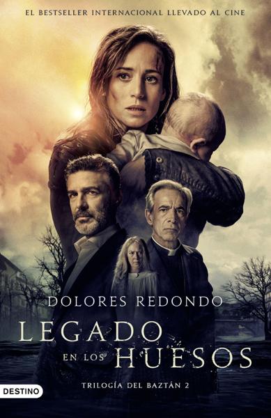 Legado en los huesos by Dolores Redondo