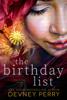 Devney Perry - The Birthday List  artwork