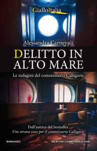 Delitto in alto mare Libro Cover