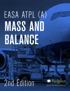 EASA ATPL Mass and Balance 2020 Couverture de livre