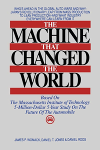 The Machine That Changed the World Copertina del libro