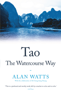Tao: The Watercourse Way Boekomslag