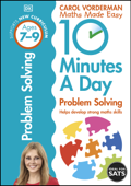 10 Minutes A Day Problem Solving, Ages 7-9 (Key Stage 2)