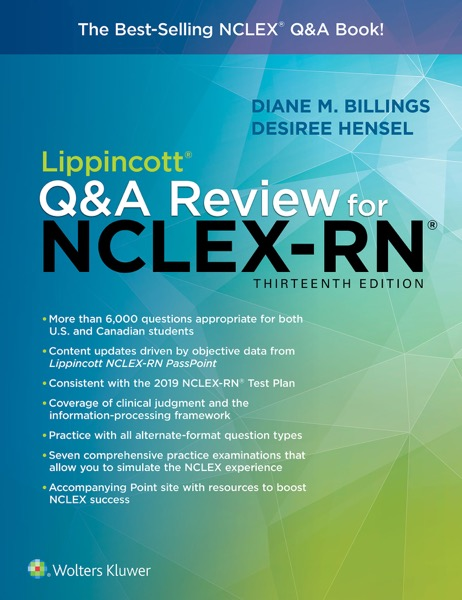 Lippincott® Q&A Review for NCLEX-RN®