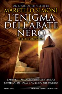 L'enigma dell'abate nero Libro Cover
