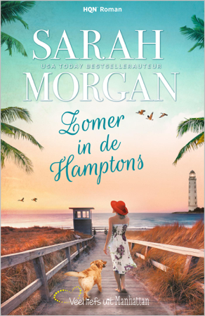 Zomer in de Hamptons - Sarah Morgan