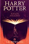 Harry Potter i Książę Półkrwi Book Cover