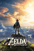 The Legend of Zelda: Breath of the Wild Official Guide (Complete Image) Book Cover