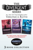 Veronica Roth - Divergent Series (Books 1-3) Plus Free Four, The Transfer and World of Divergent artwork