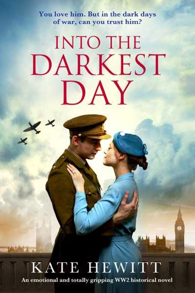Into the Darkest Day - Kate Hewitt book cover