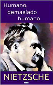 Humano, demasiado humano Capa de livro