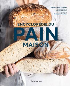 Encyclopédie du pain maison Couverture de livre