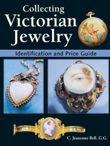Collecting Victorian Jewelry Copertina del libro