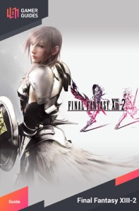Final Fantasy XIII-2 - Strategy Guide