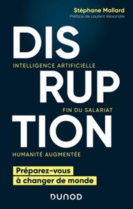 Disruption La couverture du livre martien
