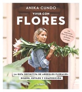 Vivir con flores Book Cover