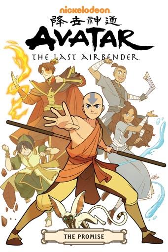 Avatar: The Last Airbender--The Promise Omnibus - Bryan Konietzko, Michael Dante DiMartino, Gene Luen Yang & Gurihiru