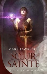 Sœur Sainte La couverture du livre martien