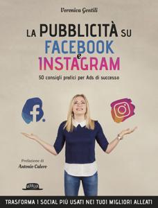 La Pubblicità su Facebook e Instagram Copertina del libro