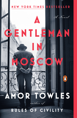 Amor Towles - A Gentleman in Moscow book