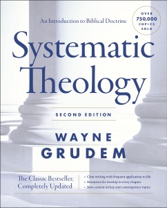 Systematic Theology, Second Edition Book Cover