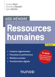 Aide-mémoire - Ressources humaines - 2e éd.