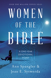 Women of the Bible Book Cover