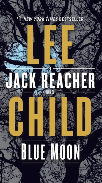 Blue Moon - Lee Child book cover