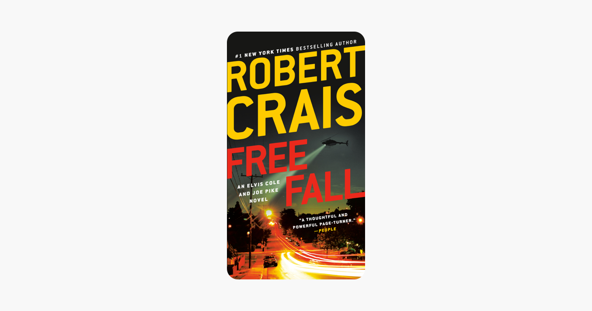 Free Fall - Robert Crais