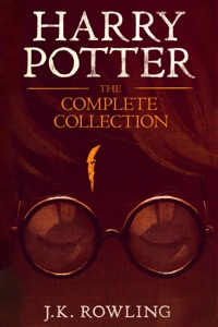 Harry Potter: The Complete Collection (1-7) Book Cover
