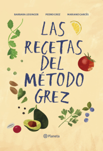 Las recetas del método Grez Book Cover