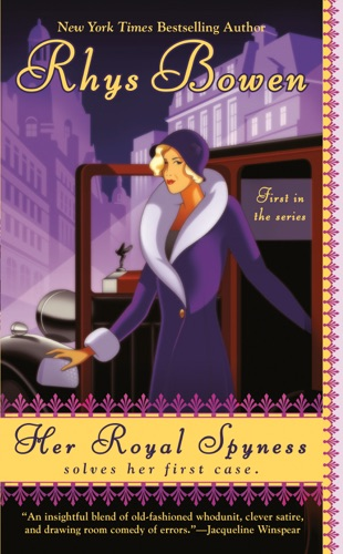 Her Royal Spyness - Rhys Bowen - Rhys Bowen