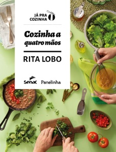 Cozinha a quatro mãos Book Cover