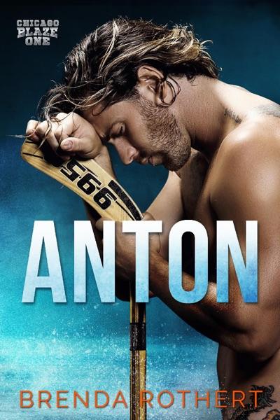Anton - Brenda Rothert book cover