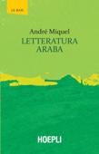 Letteratura araba Book Cover