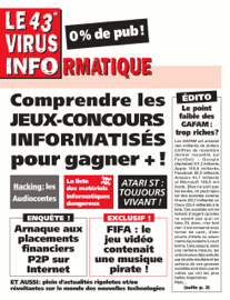 Le 43e Virus Informatique
