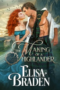 The Making of a Highlander Book Cover