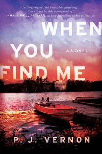 When You Find Me Book Cover