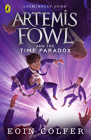 Eoin Colfer - Artemis Fowl and the Time Paradox artwork