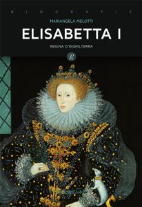 Elisabetta I Copertina del libro