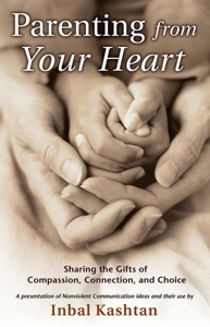 Parenting From Your Heart Book Cover