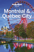 Montreal & Quebec City Travel Guide Book Cover