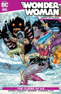 Wonder Woman: Agent of Peace (2020-) #2 Book Cover