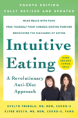 Intuitive Eating, 4th Edition Book Cover